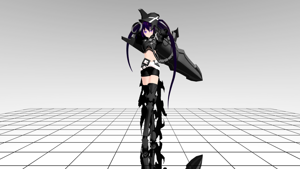 Mmd How To Fix Tk Grid Reflection Problem By