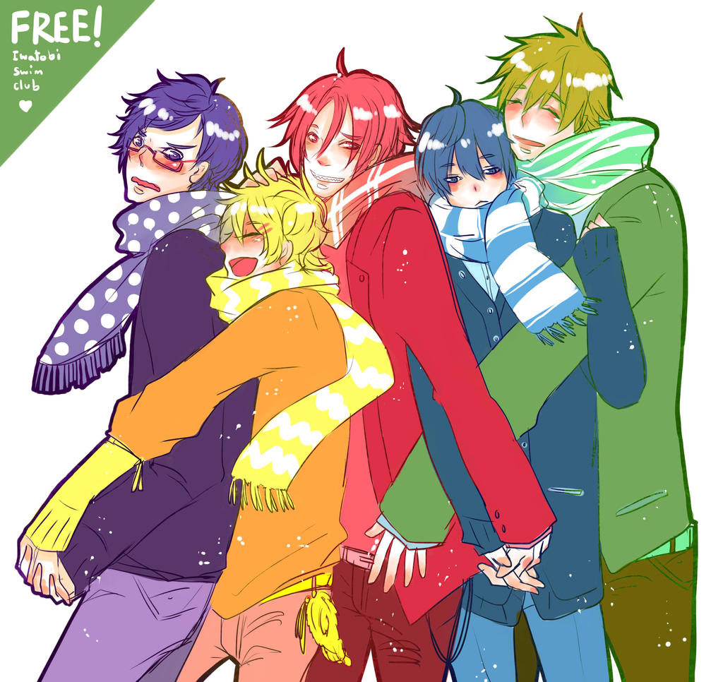 Free! by Chasu-Bluepug