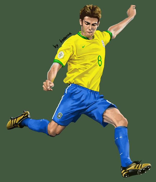 Kaka Brazil: KAKA In Brazil By Hosanna9 On DeviantART