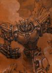 Optimus_Cybertron mode