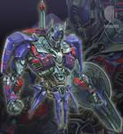 Transformers_Age of Extinction_Optimus Prime