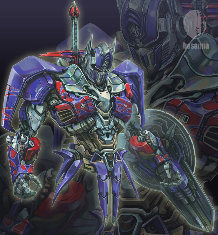 Transformers Age of Extinction Optimus Prime by hosanna9Transformers Age Of Extinction Optimus Prime Fan Art