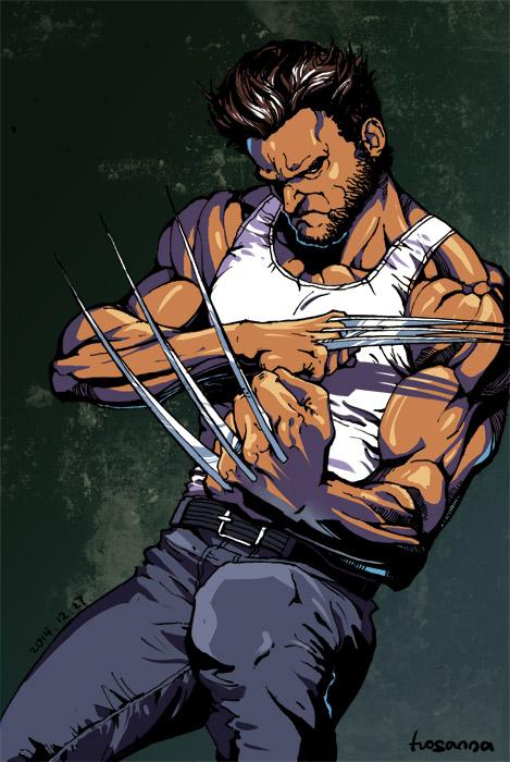 Wolverine by hosanna9