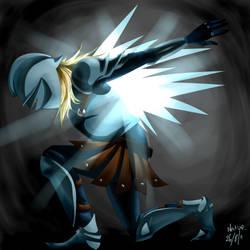 A Knight by FennelPlus1