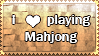 i love mahjong by Ukikun