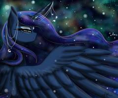 Luna {Collab} by ScarletsFeed
