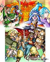 Chrono Trigger Poster by XCBDH