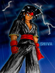 Shiva by XCBDH