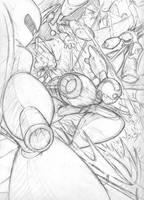 Megaman Battle by XCBDH
