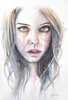 Tears of gold by ericadalmaso