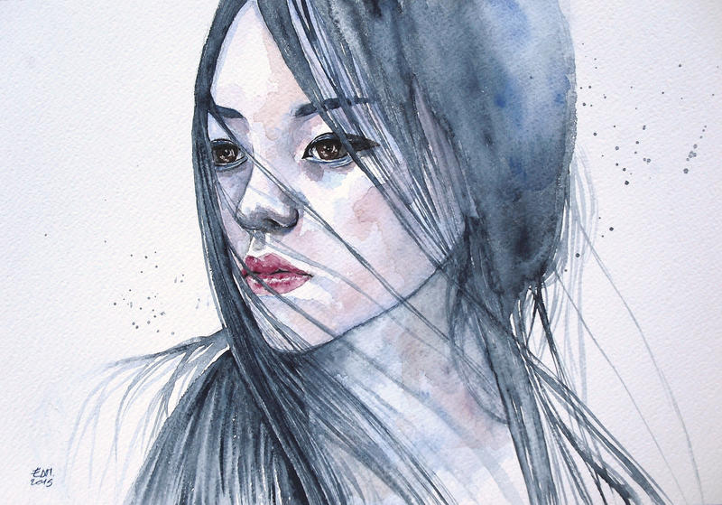 Stillness by ericadalmaso