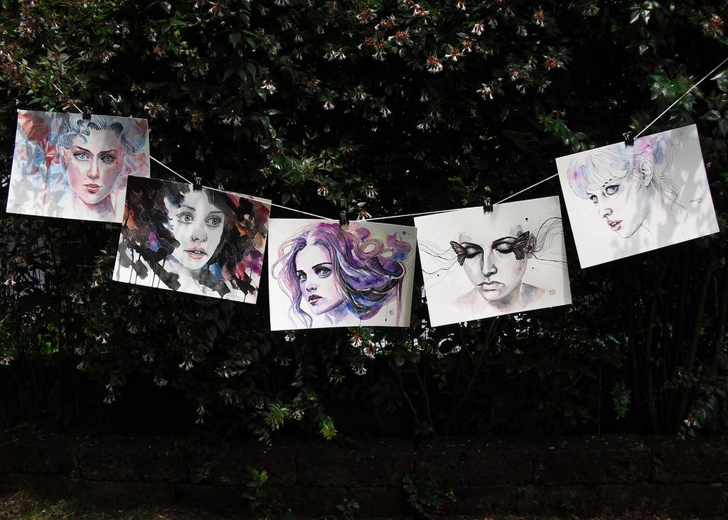 Originals for sale by ericadalmaso