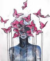 Strange thoughts by ericadalmaso