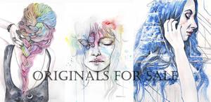 Originals for sale!
