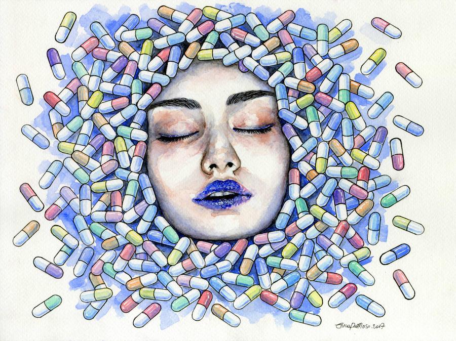 The Cure by ericadalmaso