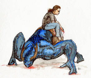 Tame the Beast by Odjinn