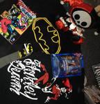 Holy holiday Quinns Batman!