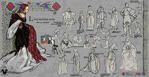 Costume Class: Middle Ages