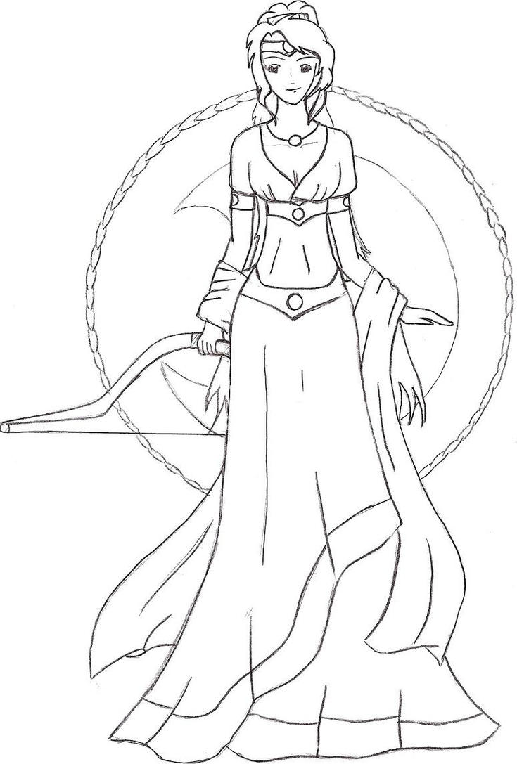 gaiaonline coloring pages - photo#29