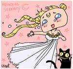 Odd Princess Serenity