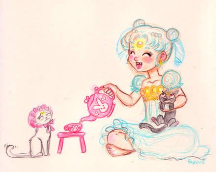 Sailor Tea Torture...