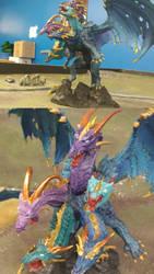Project: Dragon (WIP) by Gam3rArtz