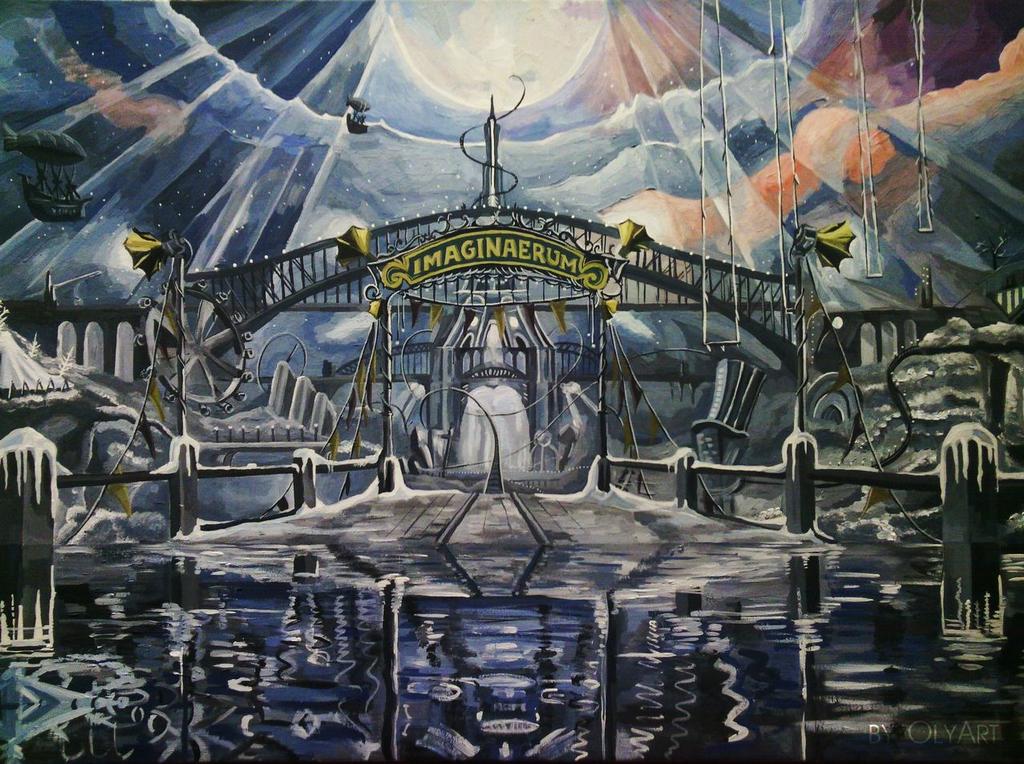 Imaginaerum Cover Www Pixshark Com Images Galleries