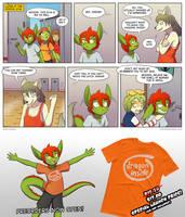 Twin Dragons page 99: Short jokes by TheNekoboi