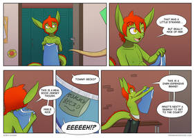Twin Dragons page 101: Branding by TheNekoboi