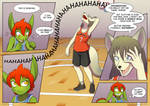 Twin Dragons 109: Putting the evil in basketball