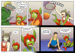 Twin Dragons page 111: Recap