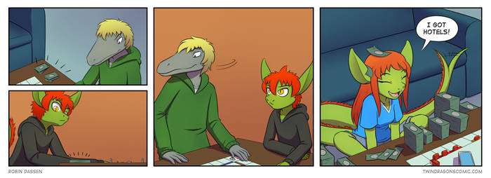 [Commission] Board games page 2