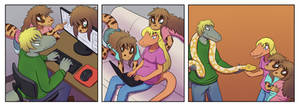 [Commission] Gecko trouble page 3
