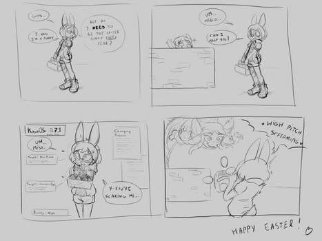 Easter comic 2021