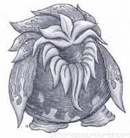 Mutant Neopets - Chia