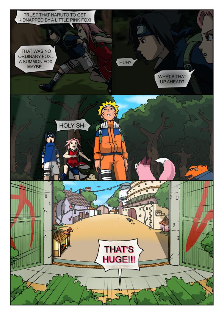 Naruto Tensei -Chap 2 -Page 20 by nekoni