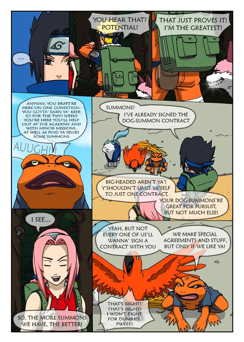 Naruto Tensei -Chap 3 -Page 3 by nekoni