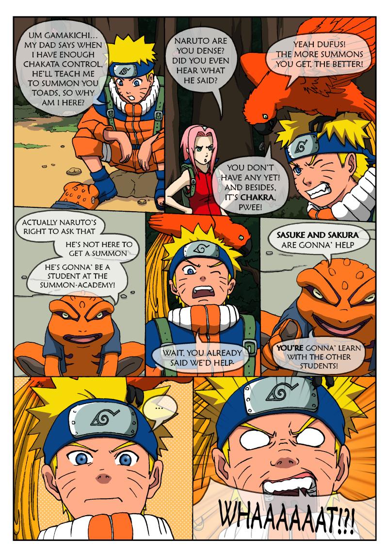 Naruto Tensei -Chap 3 -Page 4 by nekoni