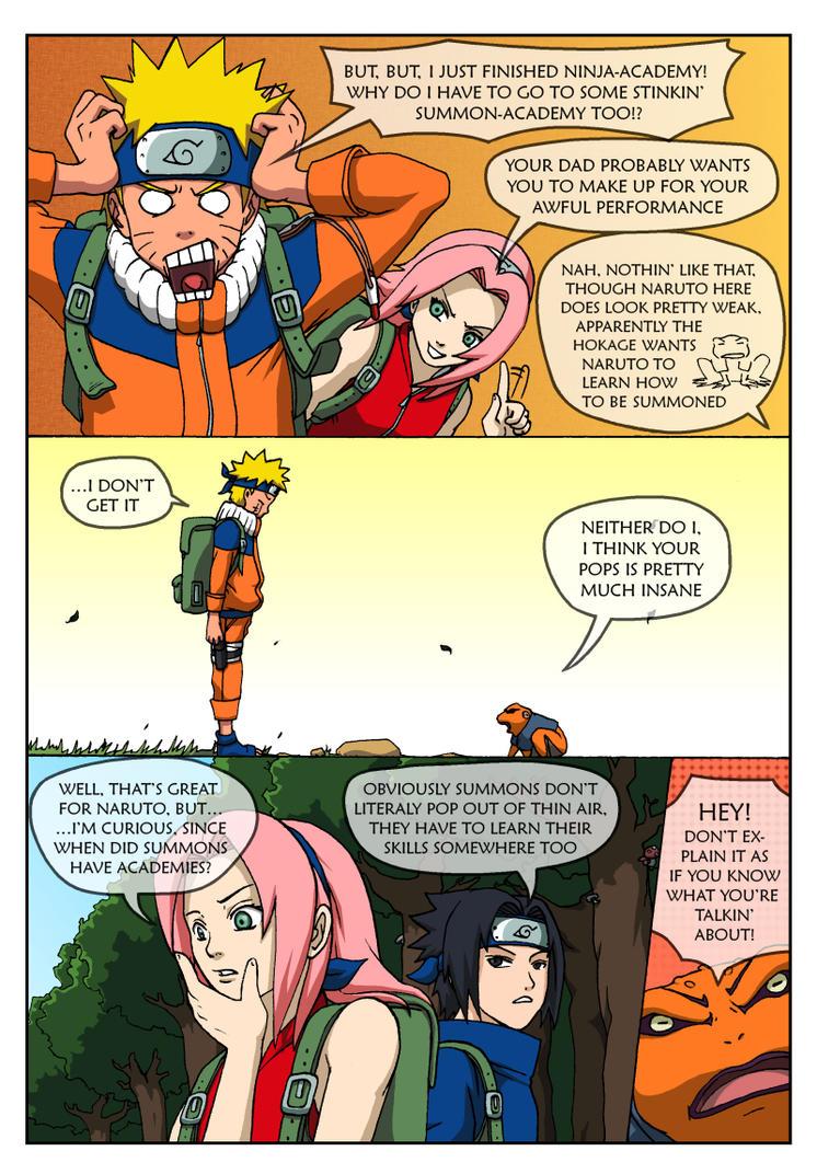 Naruto Tensei -Chap 3 -Page 5 by nekoni