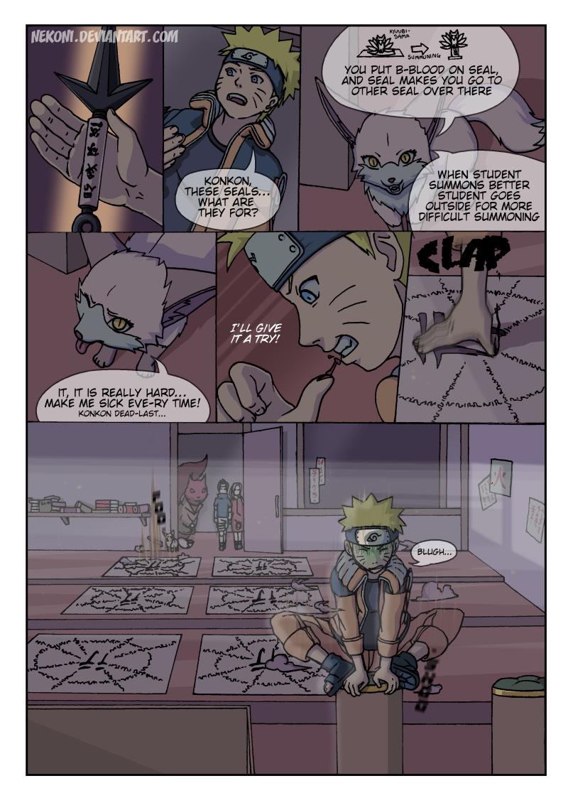Naruto Tensei -Chap3 - Page 14 by nekoni