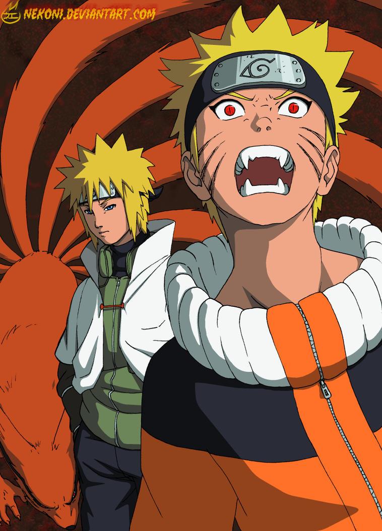 Naruto Tensei -Chap 4 -Cover by nekoni