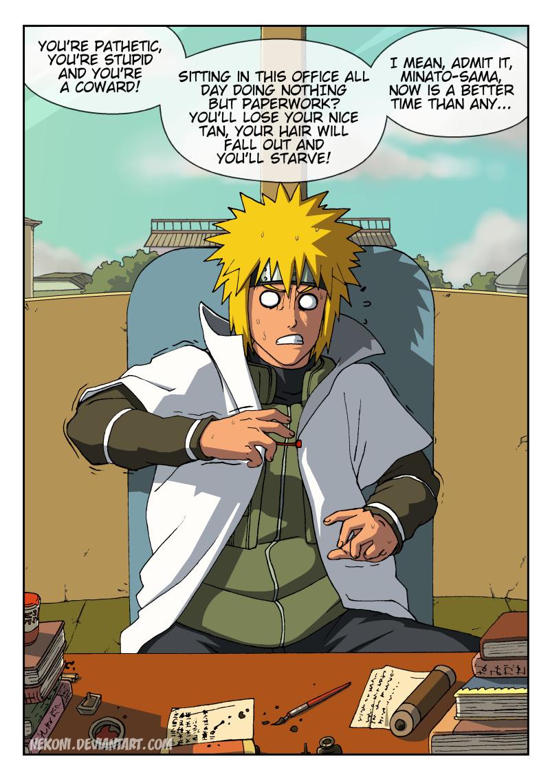Naruto Tensei -Chap 4 -Page 1 by nekoni