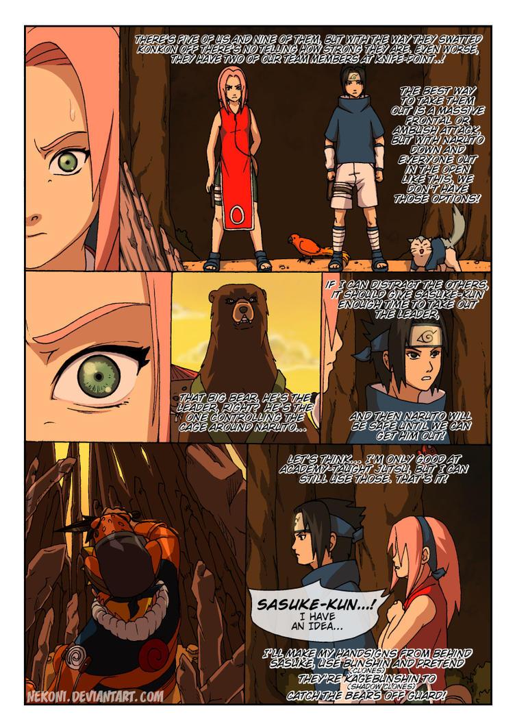 Naruto Tensei -Chap 4 -Page 10 by nekoni on DeviantArt Naruto X Fem Kyuubi Fanfiction Lemons