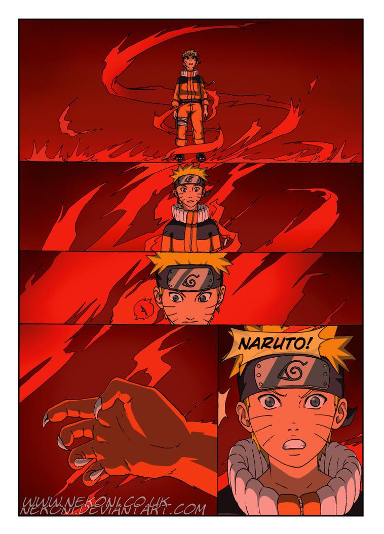 Naruto Tensei -Chap 5 -Page 1 by nekoni