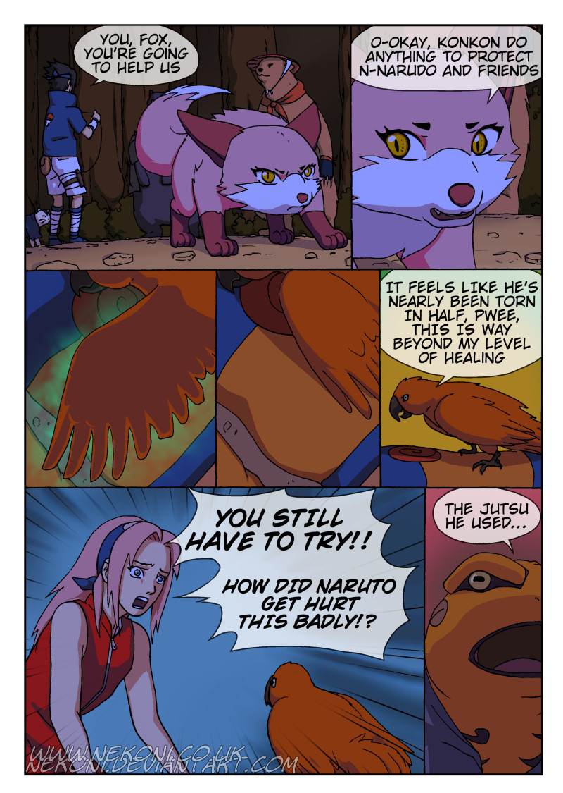 Naruto Tensei -Chap 5 -Page 5 by nekoni