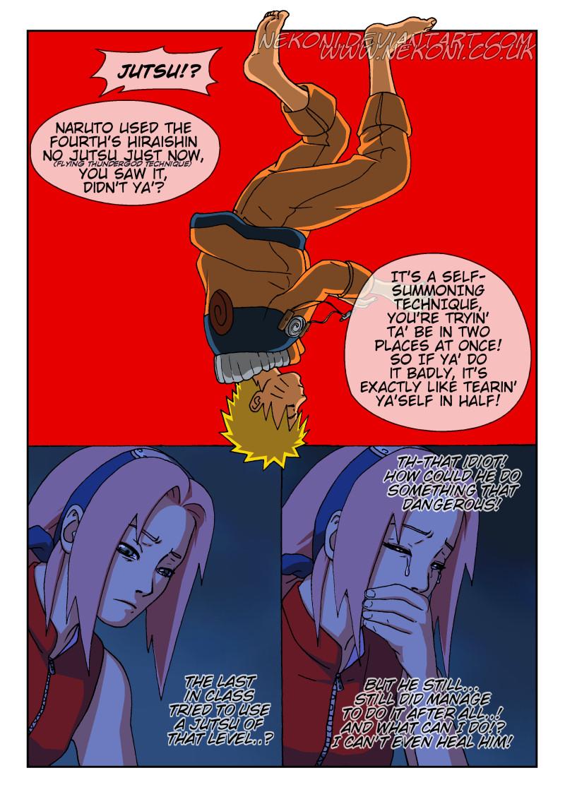 Naruto Tensei -Chap 5 -Page 6 by nekoni