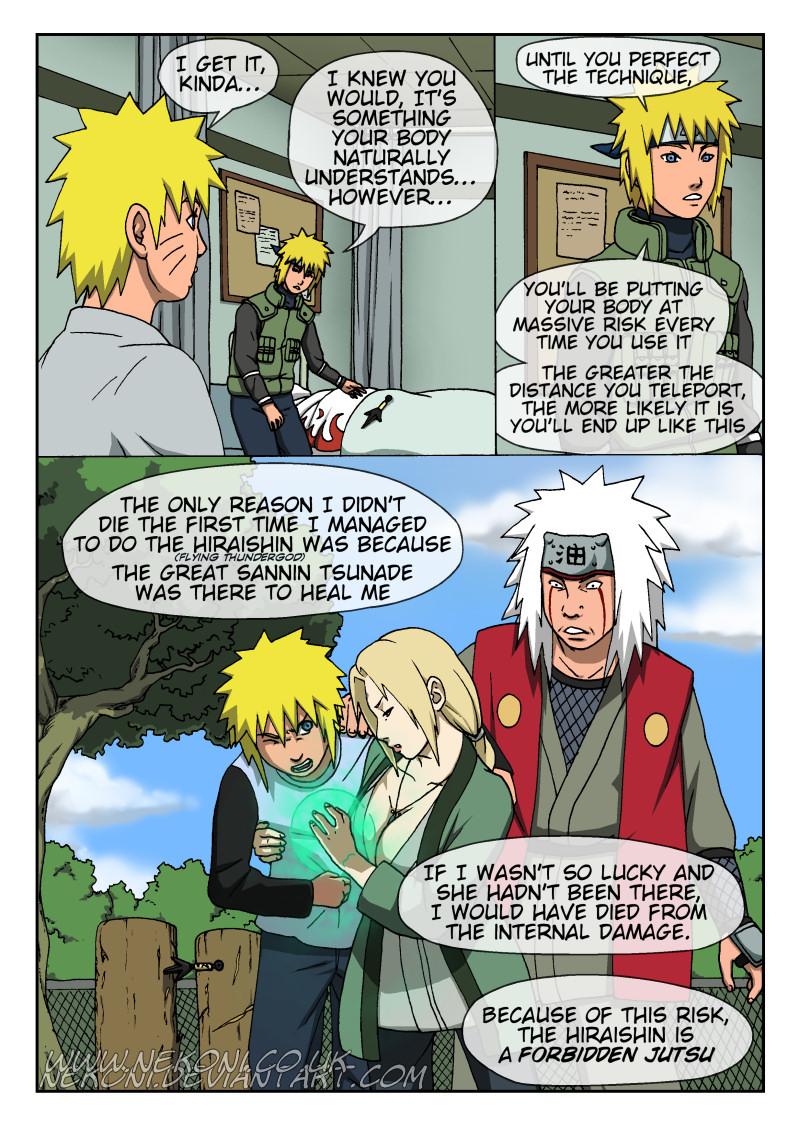 Naruto Tensei -Chap 5 -Page 13 by nekoni