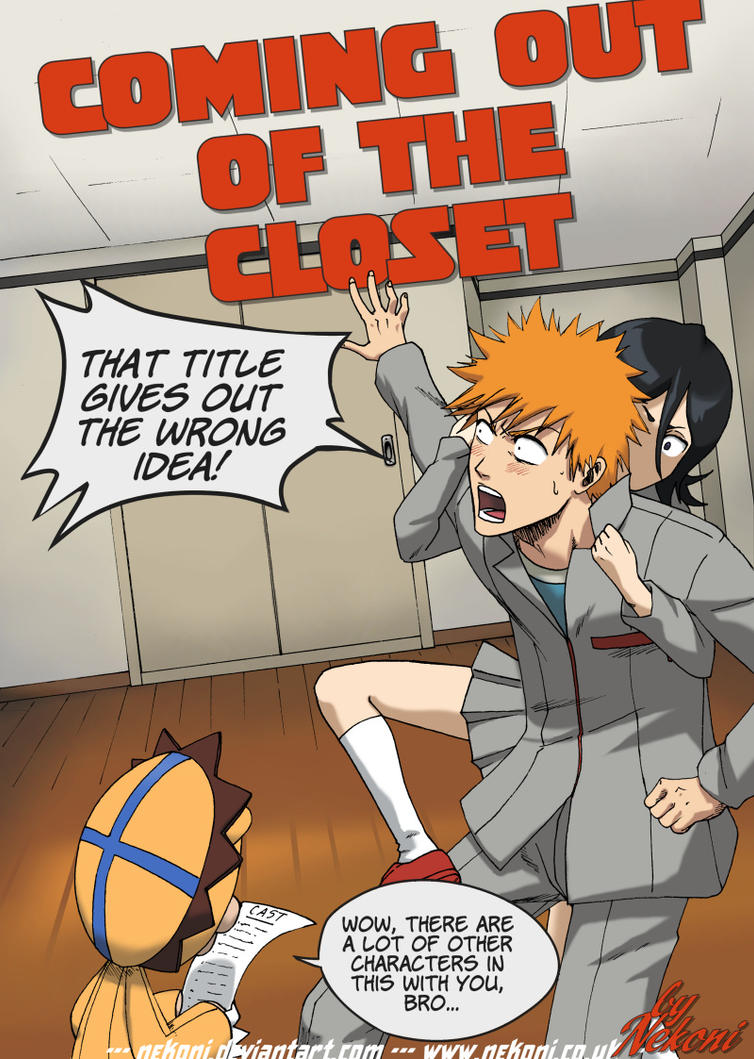 Coming Out of The Closet cover by nekoni