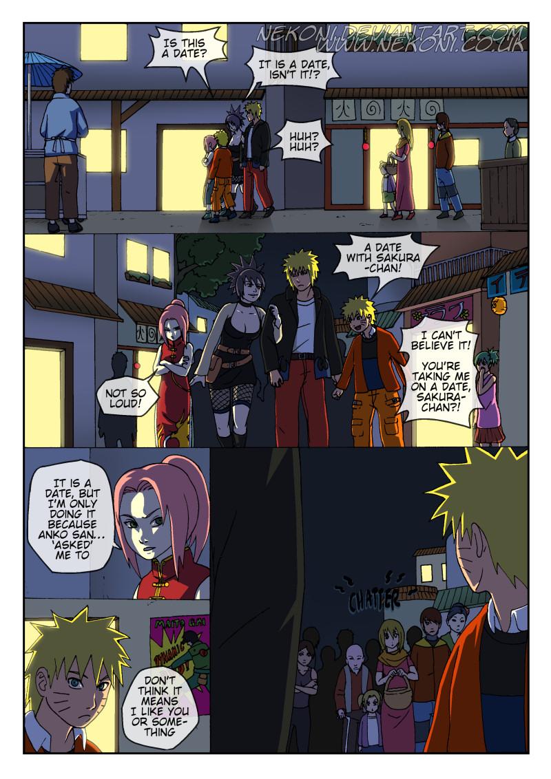 Naruto Tensei -Chap 6 -Page 2 by nekoni