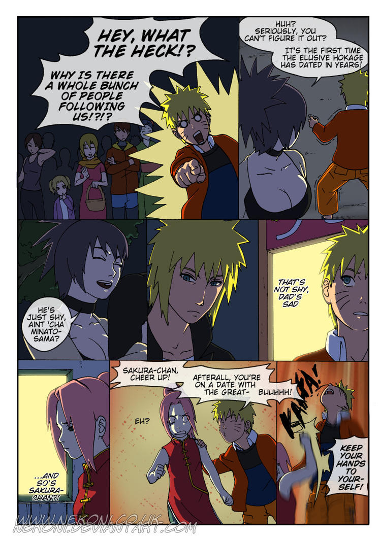 Naruto Tensei -Chap 6 -Page 3 by nekoni